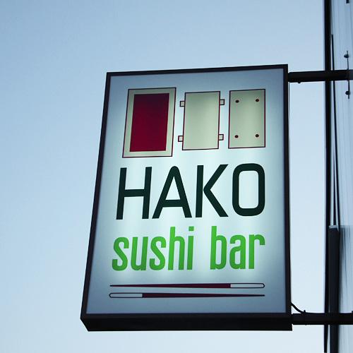 Hako Sushi Bar